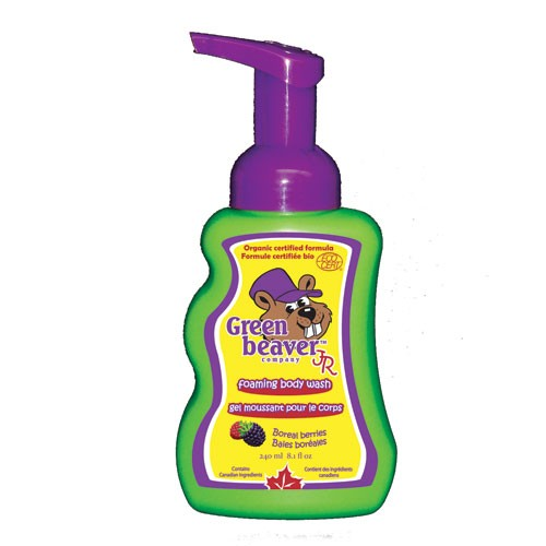 Junior Body Wash for toddlers and kids  兒童有機沐浴露
