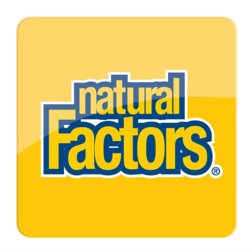 BUY Natural Factors, Canadian Supplement, online at LOTUSmart (HK) Hong Kong